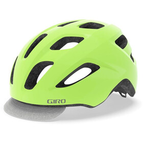 Giro Trella Cykelhjelm Damer, matte highlight yellow/silver